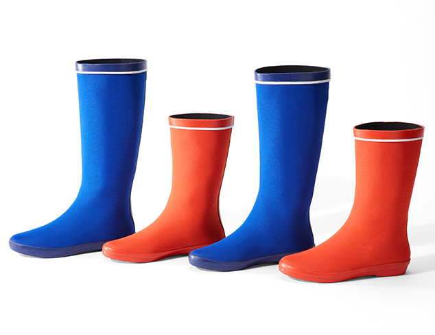 Weather Ready: Rainboots at MYHABIT