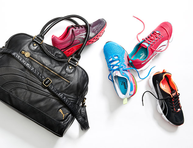 Workout Ready: Shoes & Accessories at MYHABIT