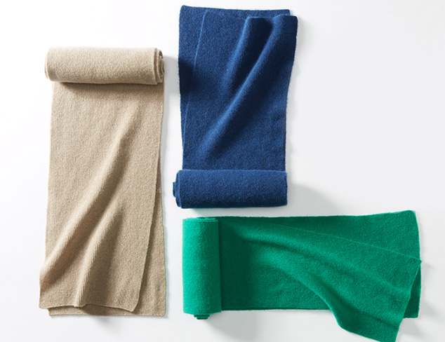 Wrapped in Warmth: Scarves at MYHABIT