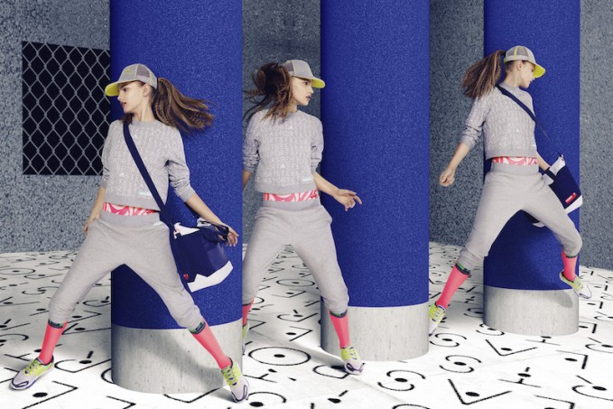 adidas Stellasport Spring Summer 2015 Lookbook