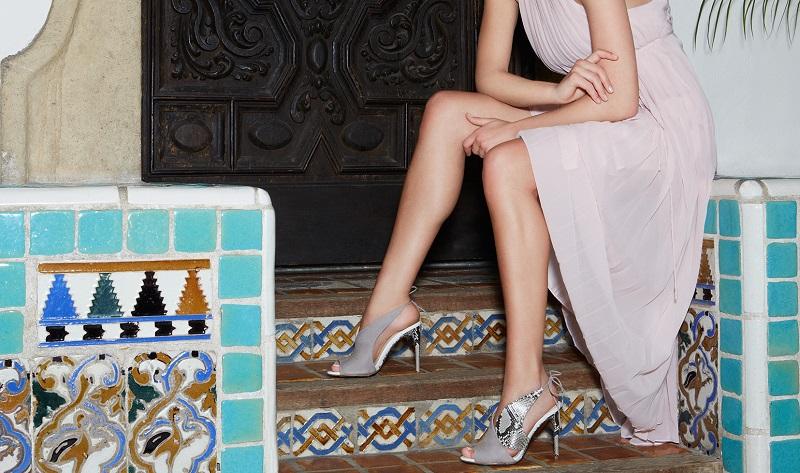 Alexandre Birman Tie-Slingback Sandals