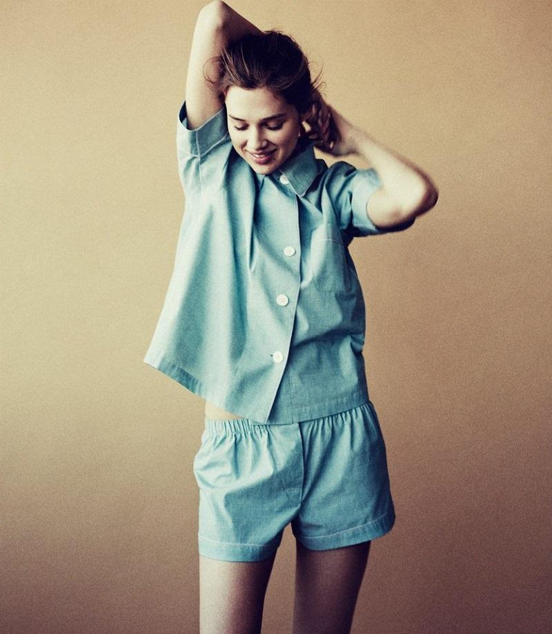 Araks Shelby Pajama Shirt