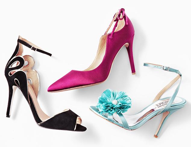 Badgely Mischka Shoes at MYHABIT