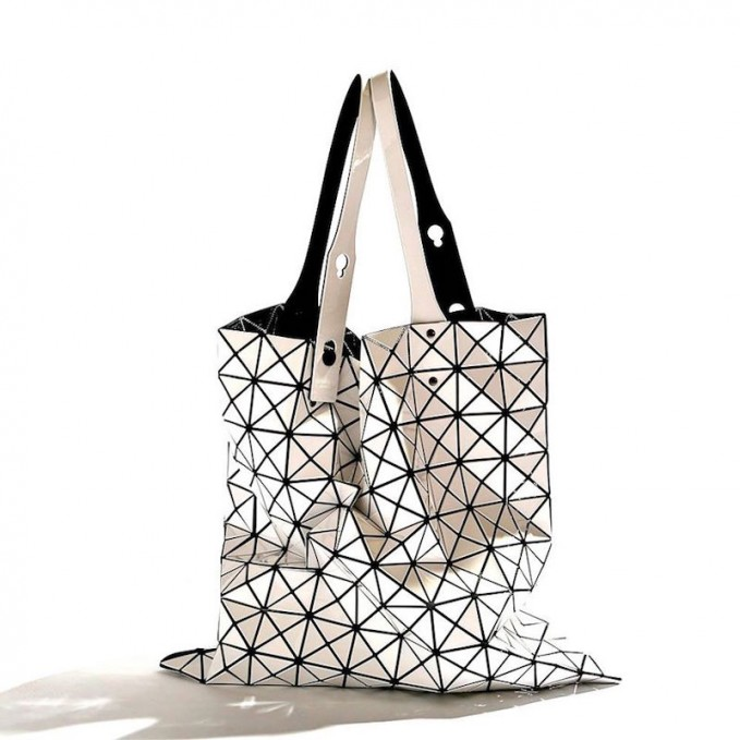 Bao Bao Issey Miyake Lucent-1 Prism Tote