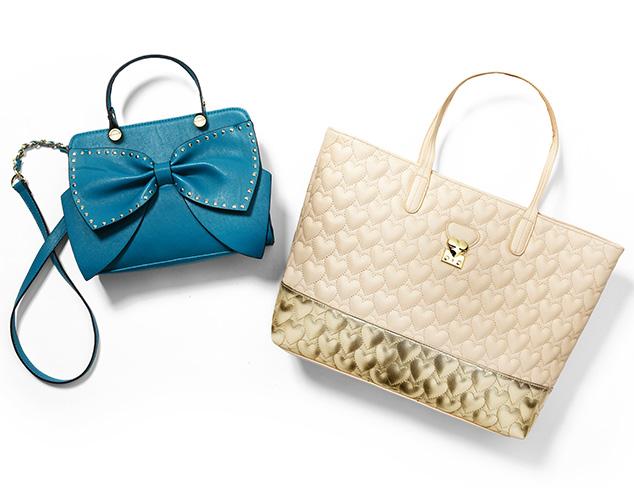 Betsey Johnson Handbags at MYHABIT