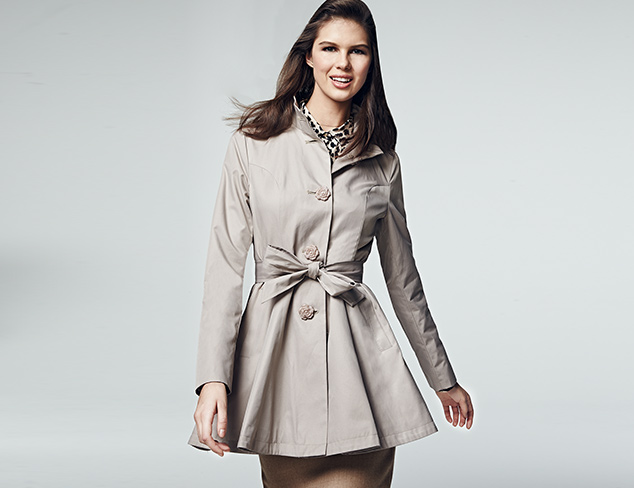 Betsey Johnson Outerwear at MYHABIT