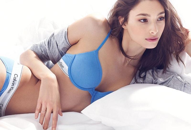 Calvin Klein Underwear Modern Cotton Bra