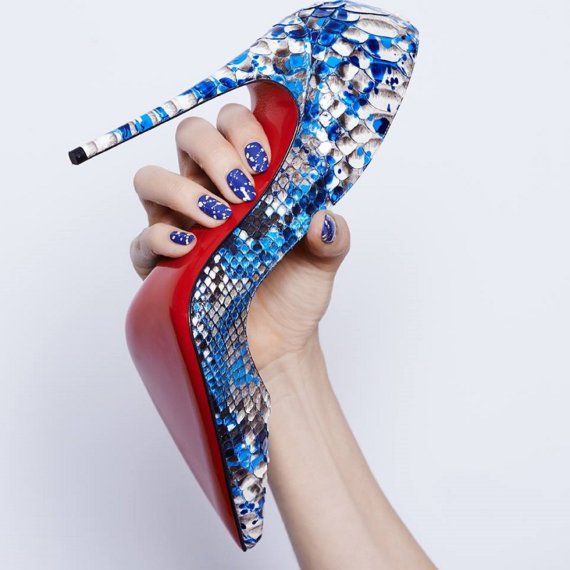 Christian Louboutin Limited Edition Nail Colour Set _1