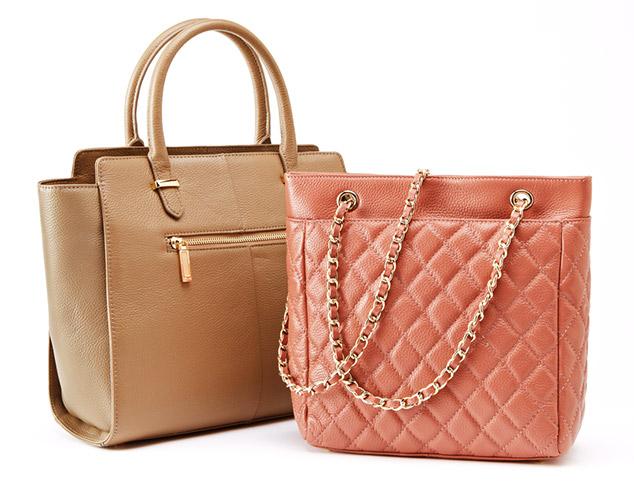 Classic Styles: Handbags at MYHABIT