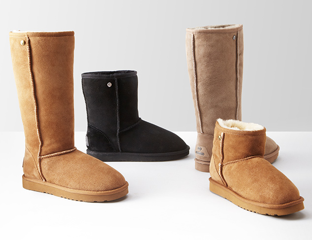 Cold Weather Favorites: Boots & Booties at MYHABIT