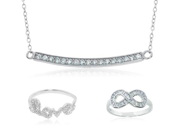 Diamonere Sterling Silver Jewelry at MYHABIT