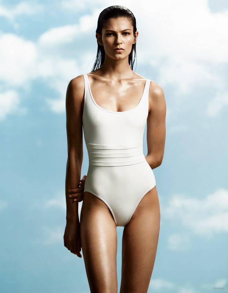 ERES Asia One-Piece Tank Swimsuit