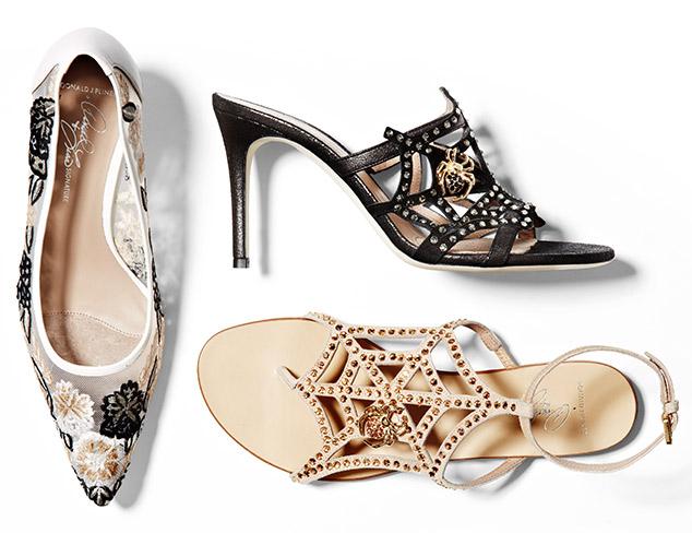Embellished Pumps & Sandals at MYHABIT
