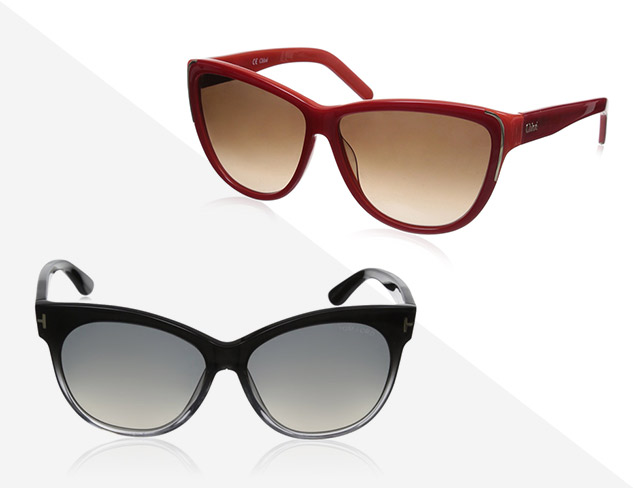 Feeling Feline: Cat-Eye Sunglasses at MYHABIT