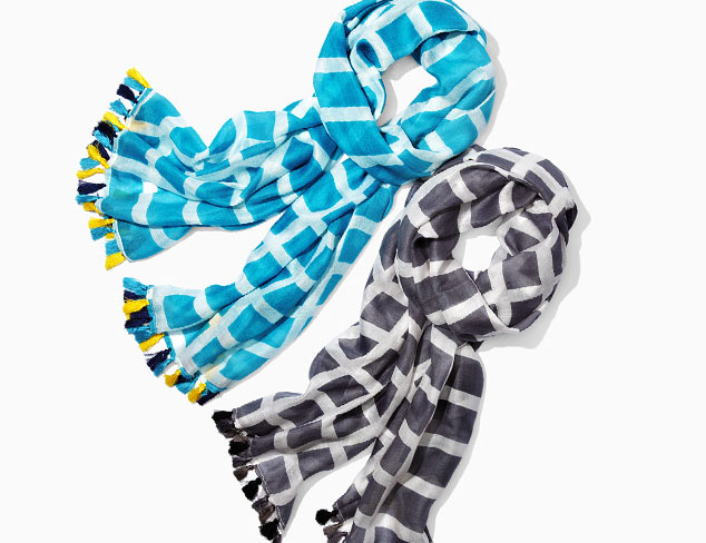 Finishing Touch: Hats, Scarves & More at MYHABIT