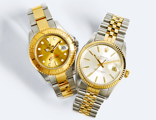 Gifts for Him: Archive Rolex Watches at MYHABIT