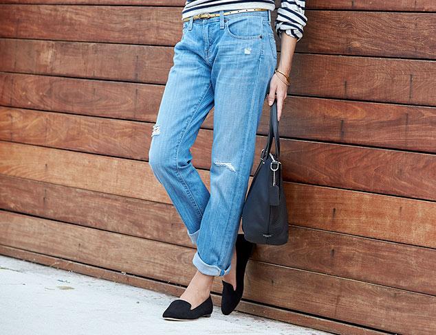 Jeans & Denim Shorts feat. Joe's Jeans at MYHABIT