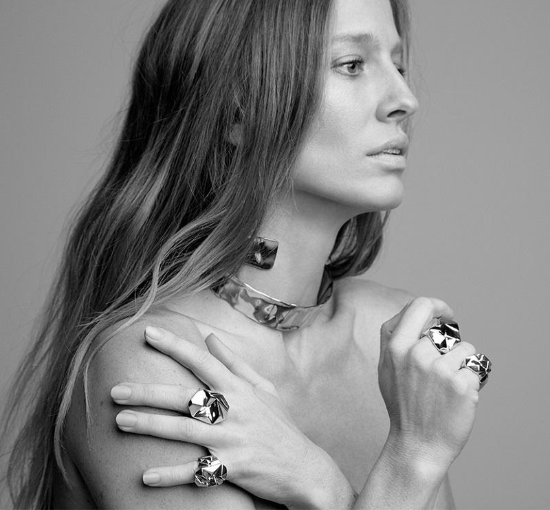 Jennifer Fisher Rock Pinky Ring