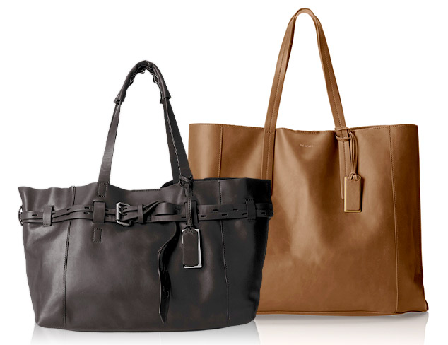 Luxe in Leather: Handbags at MYHABIT