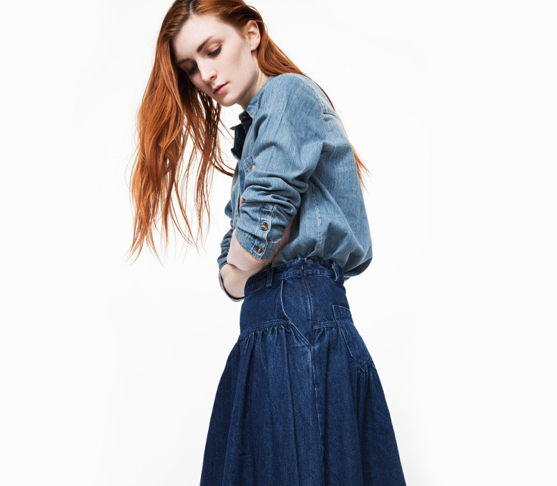 Marla Skirt by Need Supple Co