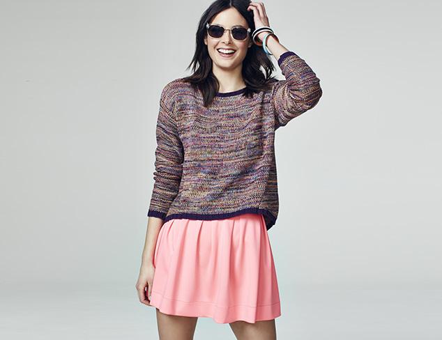 Michael Stars Tees & Sweaters at MYHABIT