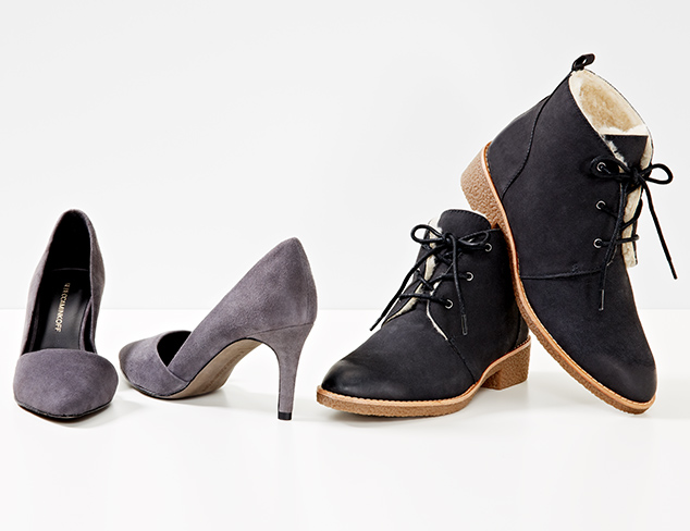 Modern Mix: Shoes & Boots at MYHABIT