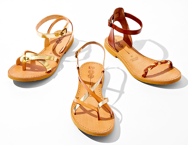 New Arrivals: Sandals & More feat. Yin at MYHABIT