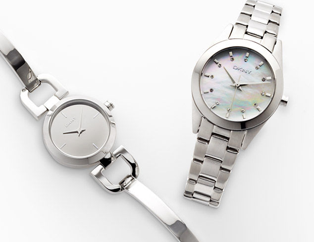New Arrivals feat. DKNY Watches at MYHABIT