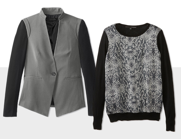 New Reductions: Tops, Sweaters & Jackets at MYHABIT