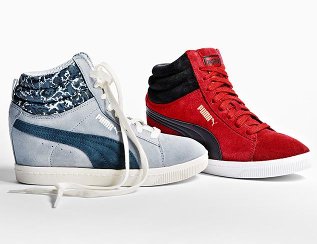 puma shoes fendi