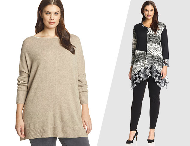 Plus Size: Casual Styles at MYHABIT