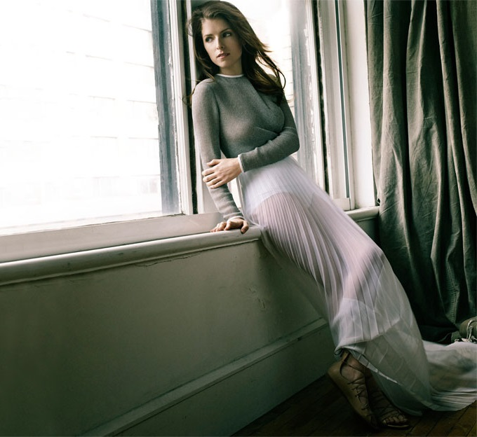 Poised For Greatness: Anna Kendrick for The EDIT