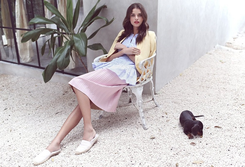 Pretty  in Pastels Spring 2015 Fashion Trend