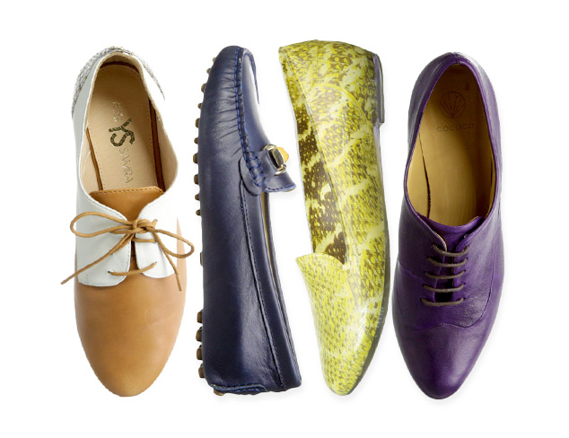 Stylish Steps: Loafers & Oxfords at MYHABIT