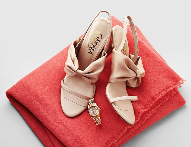 The Guest: Shoes & Accessories at MYHABIT
