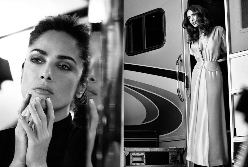 The heroine Salma Hayek Pinault for The EDIT_5