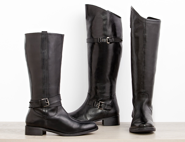 Updated Classics: Boots & Booties at MYHABIT