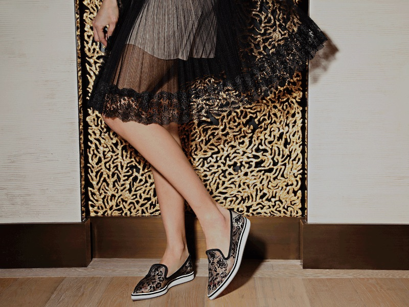 Valentino-Heavy-Lace-Leather-Espadrille-Flats