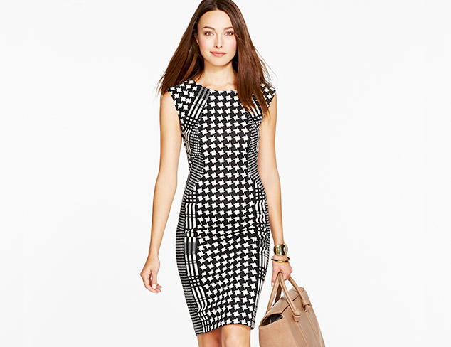 Wardrobe Essentials: Sheath Dresses at MYHABIT