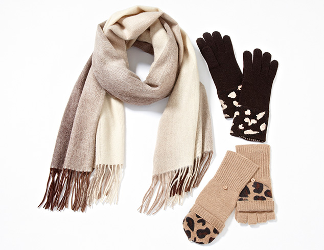 Warm & Stylish: Winter Accessories at MYHABIT