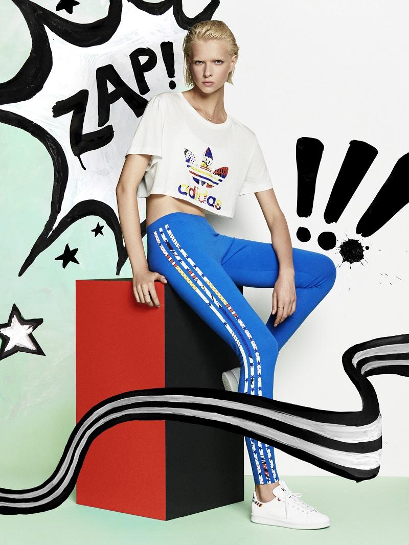 adidas Original x Rita Ora Pop Art Inspired Spring Collection_3