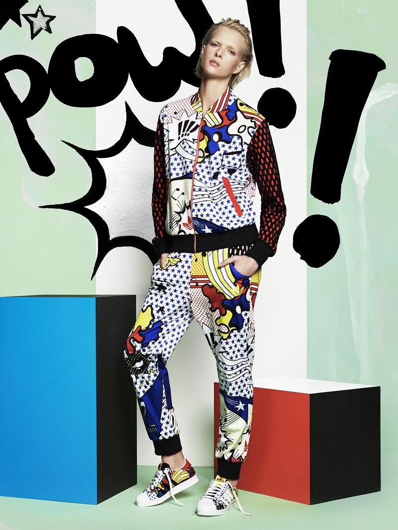 adidas Original x Rita Ora Pop Art Inspired Spring Collection_6