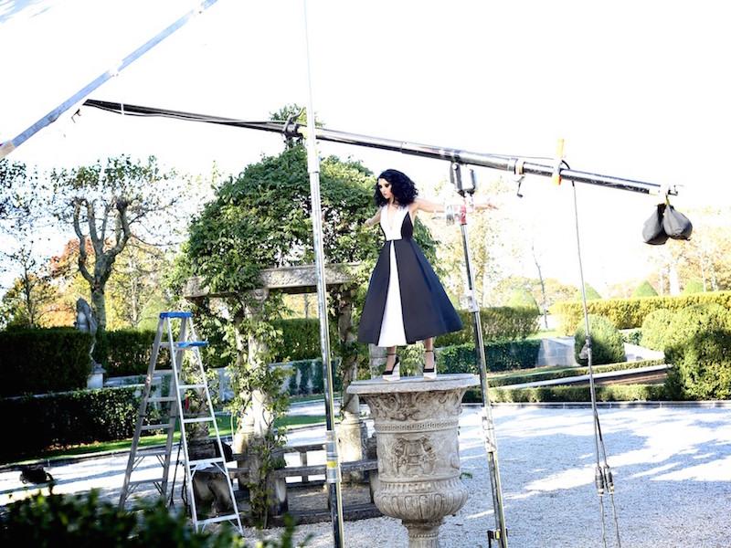alice + olivia Spring 2015 Campaign