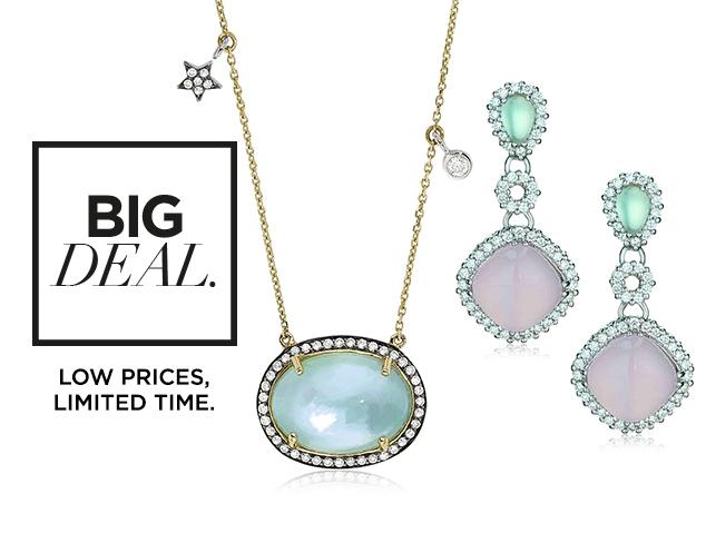 $150 & Up: Diamond Jewelry by Jenny Perl at MYHABIT