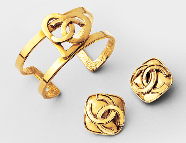 ARCHIVE: Jewelry feat. CHANEL & Tiffany & Co. at MYHABIT