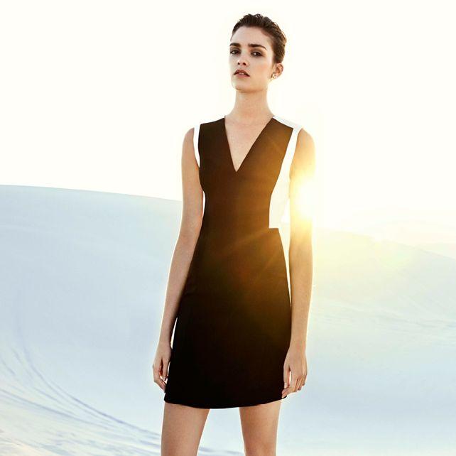 Alexander Wang Crepe Dress