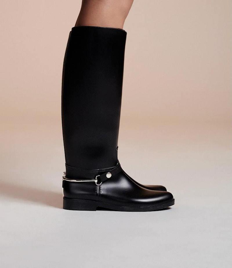 Barneys New York Knee-High Rain Boots