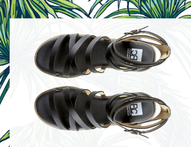 Best of Black: Flats & Sandals at MYHABIT