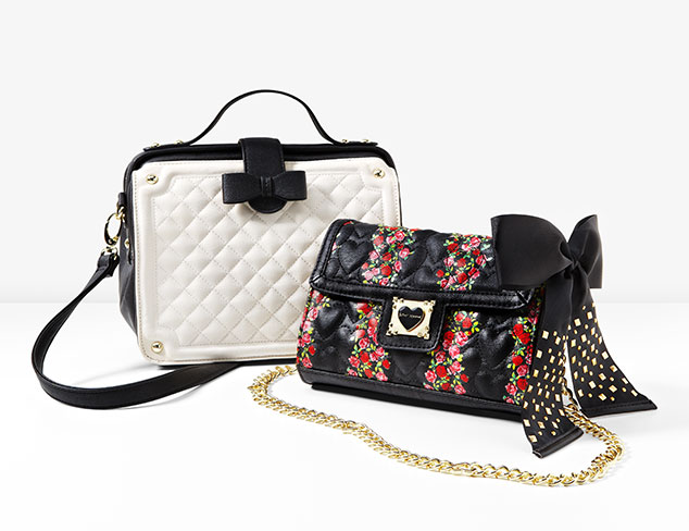 Betsey Johnson Handbags at MYHABIT