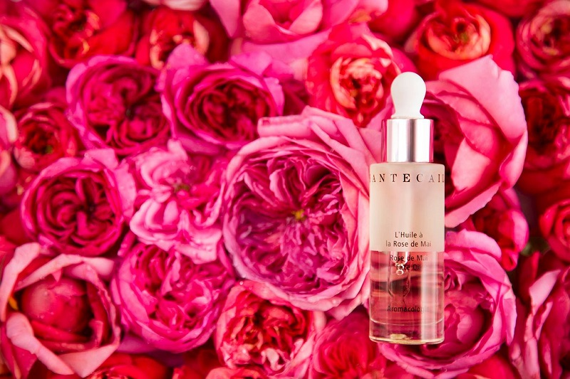 Chantecaille Rose de Mai Face Oil 2